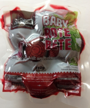 Baby Rote Bete 1x 250g Beutel