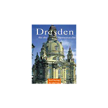 Dresden in Pocket Size, English Edition