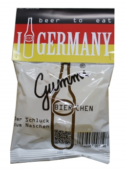 Gummi Bierchen Beer to eat