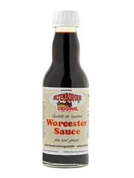Altenburger Worcestersauce 200ml