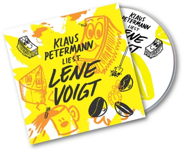 CD Klaus Petermann liest Lene Voigt
